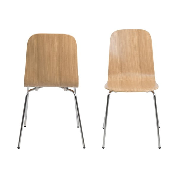 Jedálenská stolička Bjoorn, dekor dub