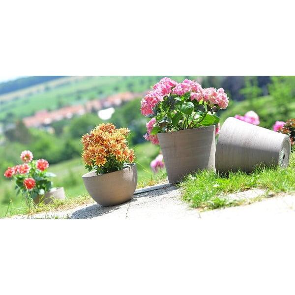 Keramický kvetináč California 34 cm