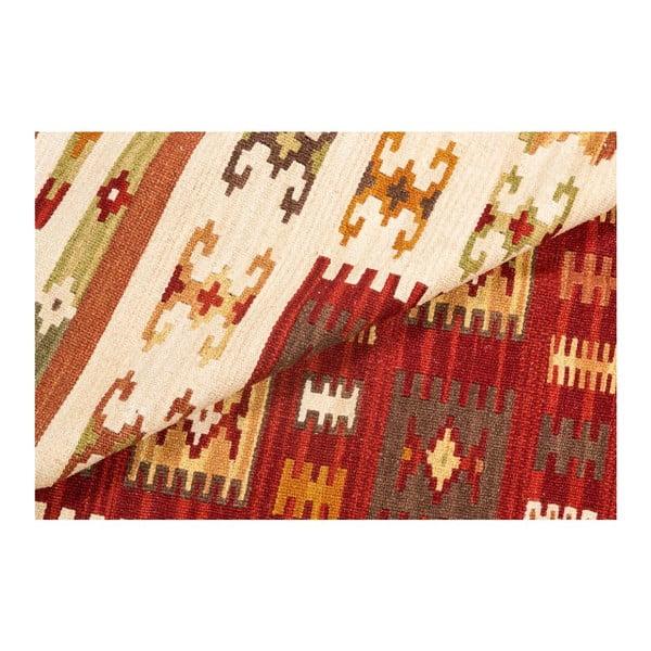 Ručne tkaný koberec Kilim Dalush 503, 220x160 cm