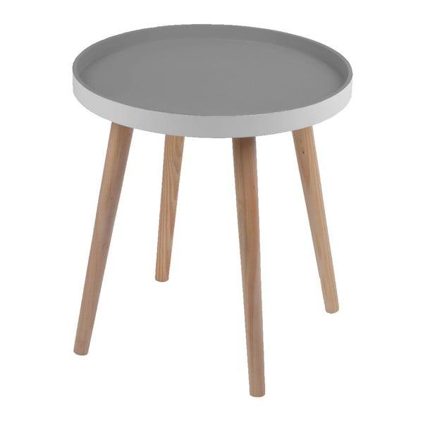 Stolík Simple Grey