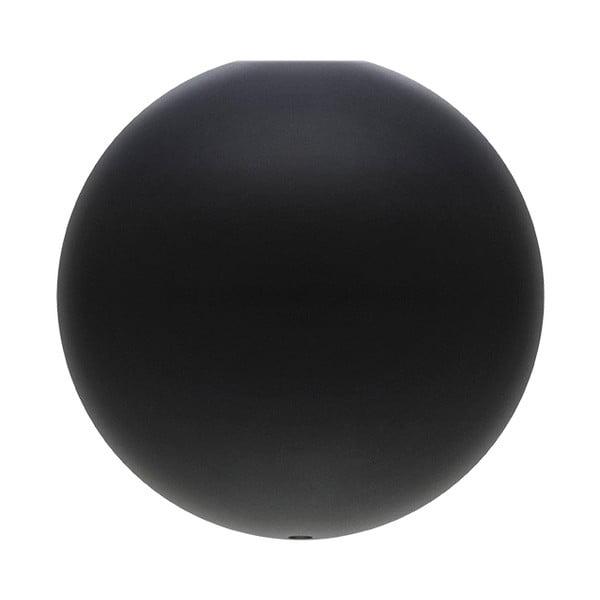 Stropná krytka CANNONBALL čierna