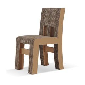 Kartónová stolička Campagnola