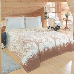 Sada prikrývky cez posteľ a prestieradla U.S. Polo Assn. Chicago, 160x220 cm