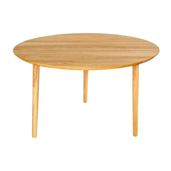 Konferenčný stolík More Oak Round