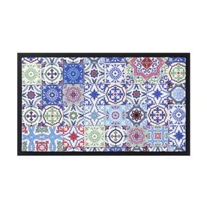 Rohožka Hamat Portugese Tiles, 45 x 75 cm