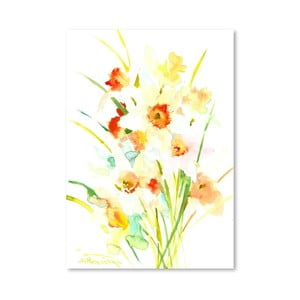 Plagát Daffodils od Suren Nersisyan
