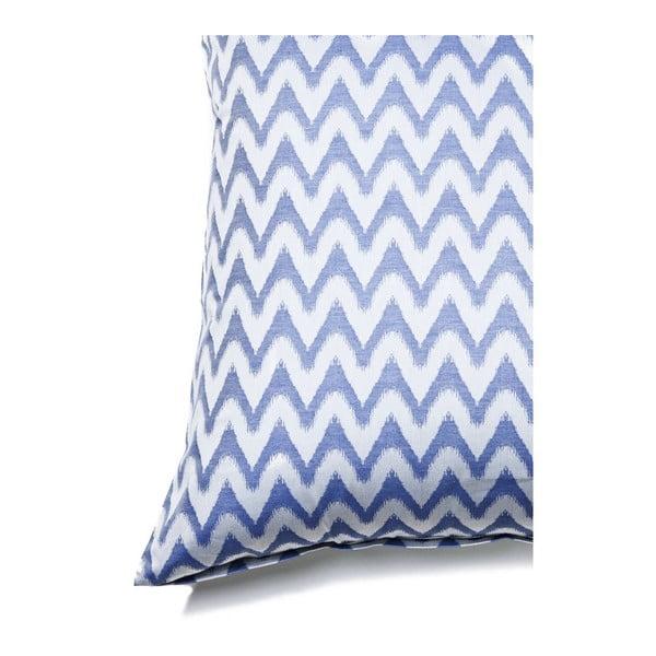Obliečka na vankúš Casa Di Bassi Damas Blue, 80x80 cm