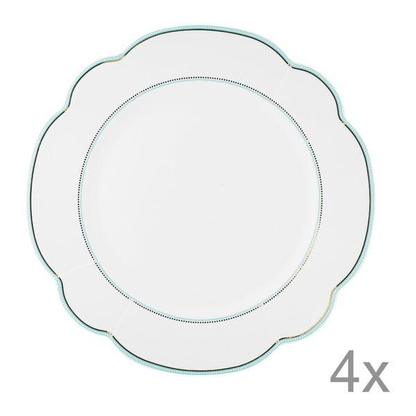 Porcelánový tanier  Continental od Lisbeth Dahl, 29 cm, 2 ks
