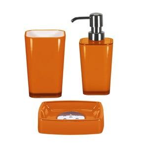 Kúpeľňový set Easy Orange Set