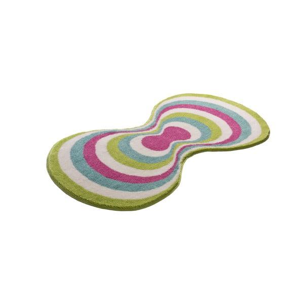 Kúpeľňová predložka Kolor My World XX 80x150 cm, farebná