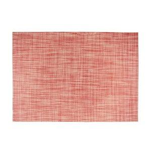 Červené prestieranie Tiseco Home Studio Melange Simple, 30 x 45 cm