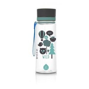 Plastová fľaša Equa Wild, 0,6 l