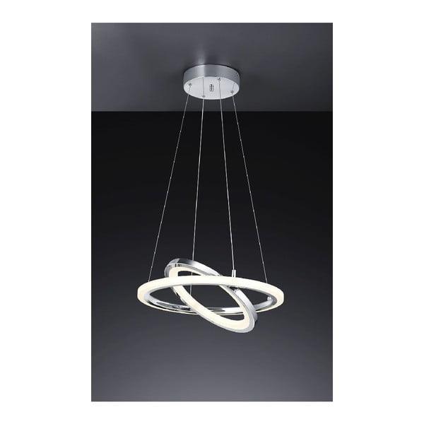 Stropné svetlo Saturn Chrome