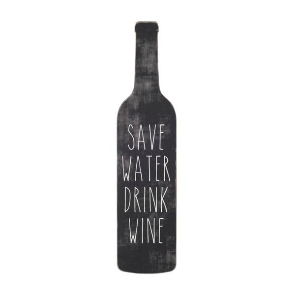Dekorácia Save Water