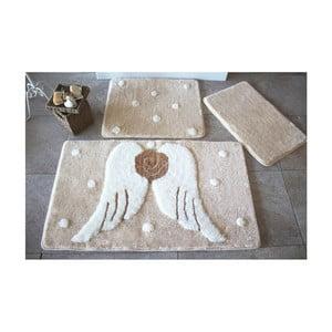 Sada 3 predložiek do kúpeľne Alessia Angels