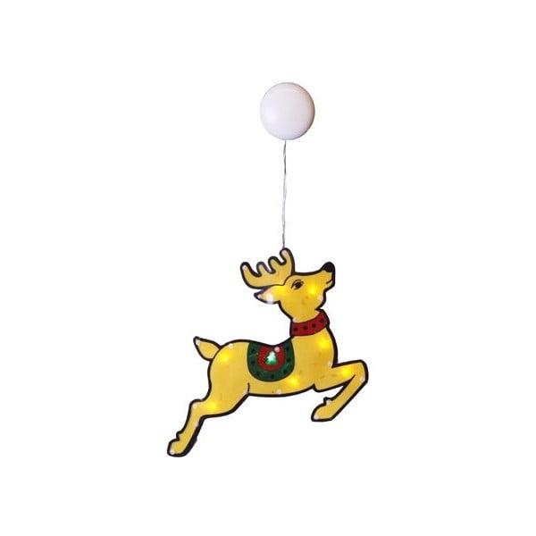 Svietiaca dekorácia Happy Reindeer