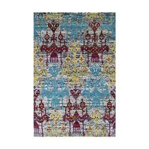 Ručne tkaný koberec Ikar Multi, 120×180cm