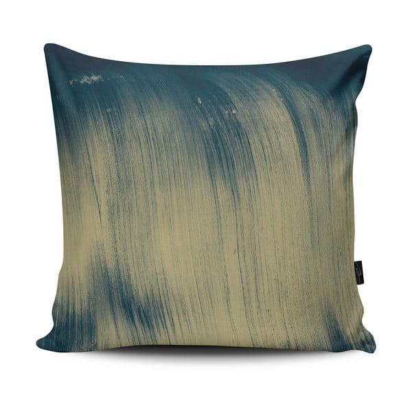 Vankúš Drag Blue Green, 33x33 cm