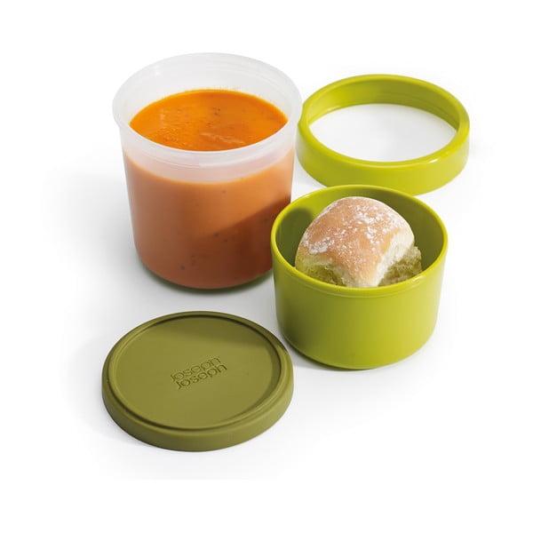 Zelená miska na polievku Joseph Joseph GoEat