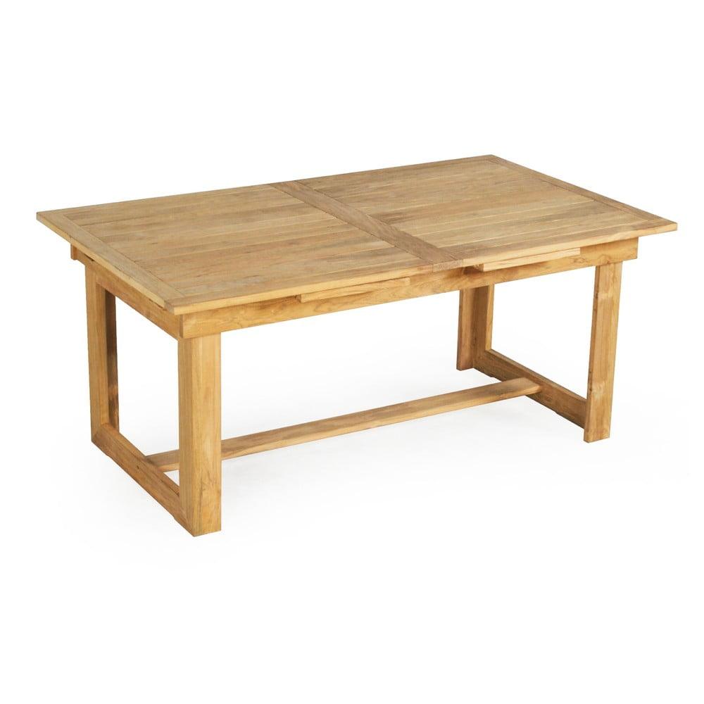 Záhradný jedálenský stôl z teakového dreva pre 6-8 osôb Ezeis Sun