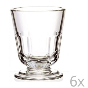 Sada 6 pohárov Côté Table Périgord, 230ml
