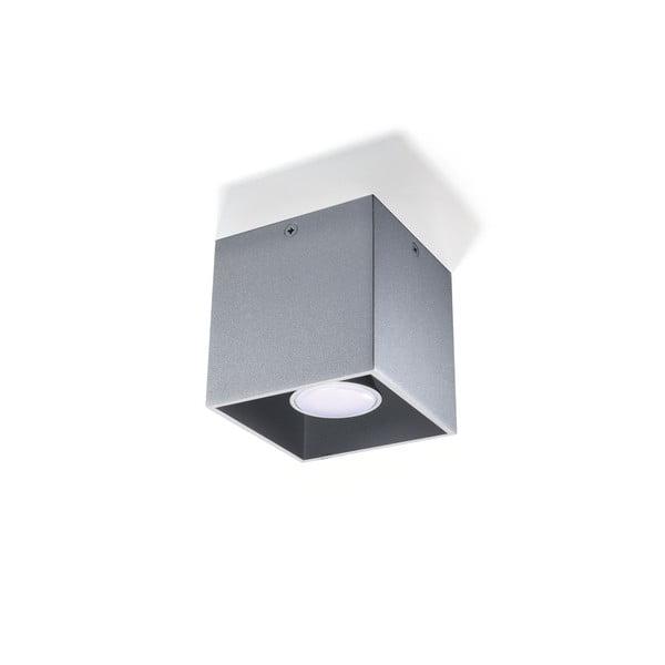 Sivé stropné svetlo Nice Lamps Geo 1
