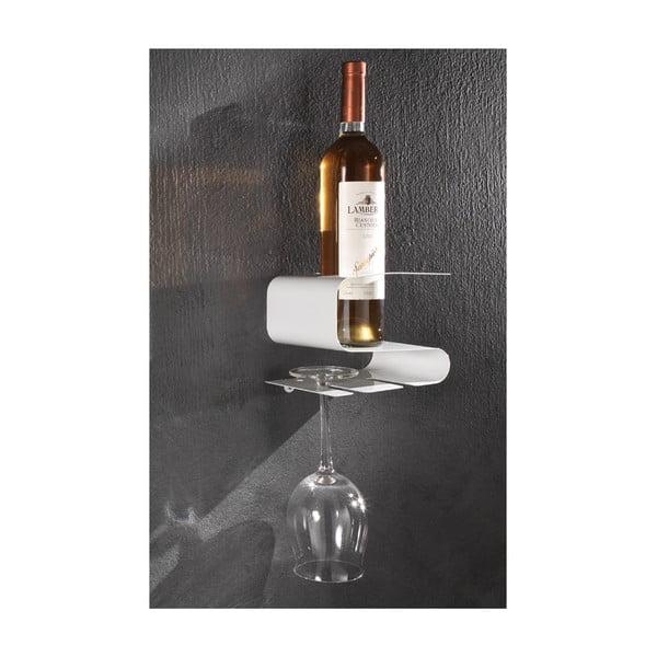 Nástenná polica na víno Tomasucci Osteria White