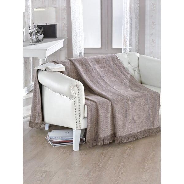 Deka Knitted Grey, 150x200 cm