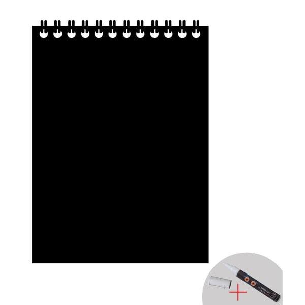 Tabuľová samolepka s tekutou kriedou Ambiance Blackboard