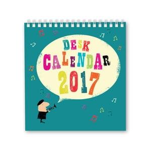 Stolový kalendár Portico Designs Ink PRess