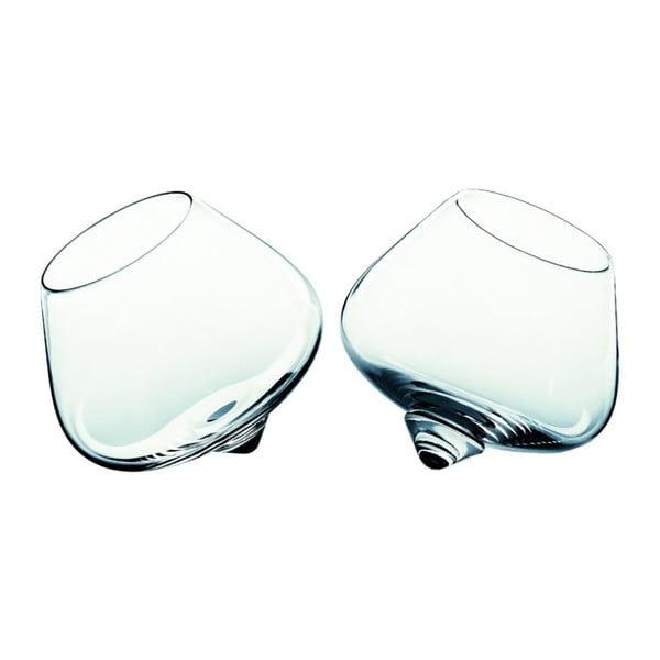 Sada 2 pohárov na koňak Cognac Glass, 150 ml