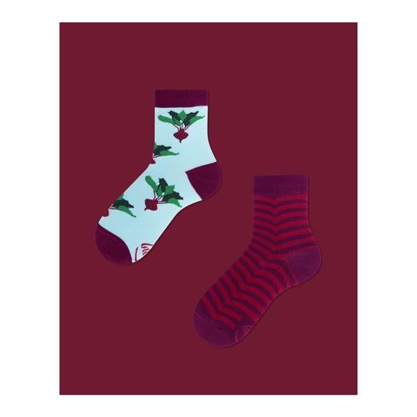 Detské ponožky Many Mornings Beetroots, veľ. 27/30
