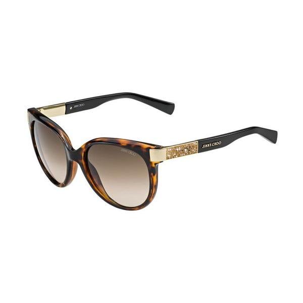 Slnečné okuliare Jimmy Choo Erin Havana/Brown