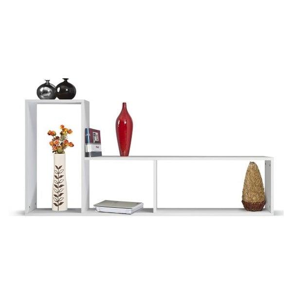 Knižnica Lego Bookcase, biela
