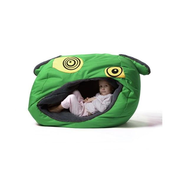 Detský vak Obludöö, tmavo zelený