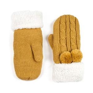 Žlté rukavice Lola