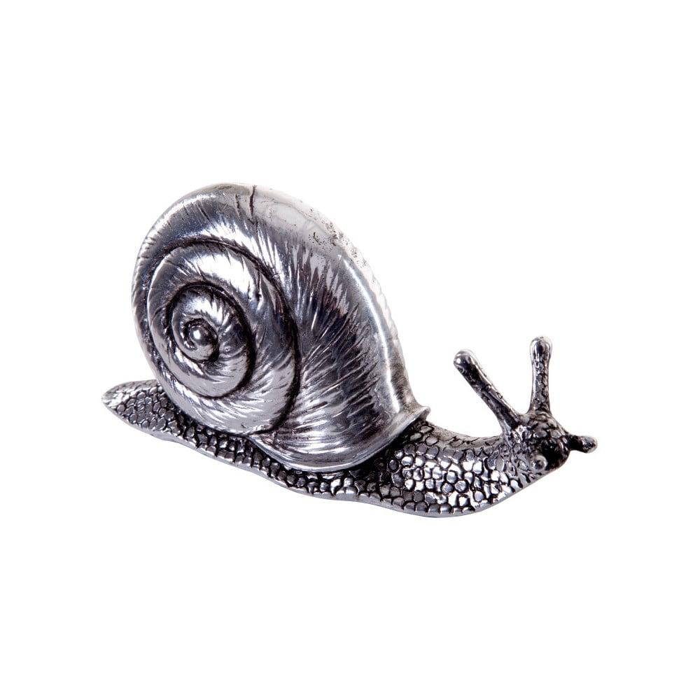 Dekoratívna soška Mauro Ferretti Lumaca, výška 11,5 cm