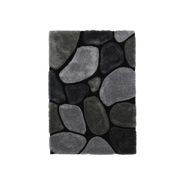 Koberec Noble House Grey Cobalt, 120x170 cm
