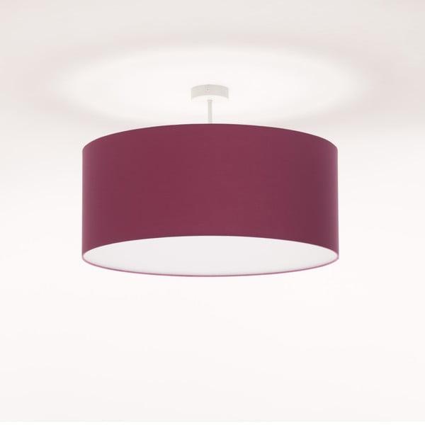 Stropné svetlo Artist Cylinder Dark Lilac/White