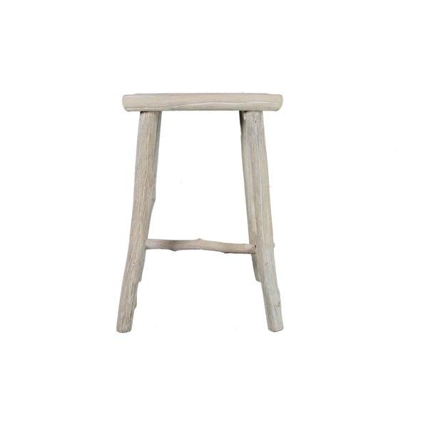 Drevený stolík Morrice, 47x35 cm