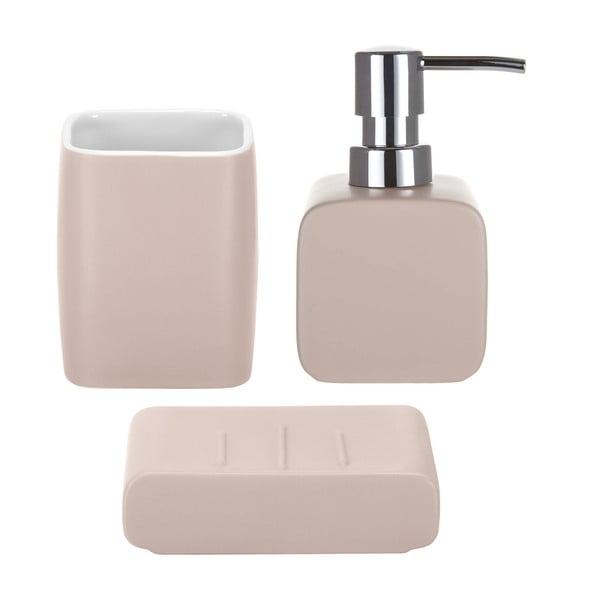 Kúpeľňový set Cubic Pink