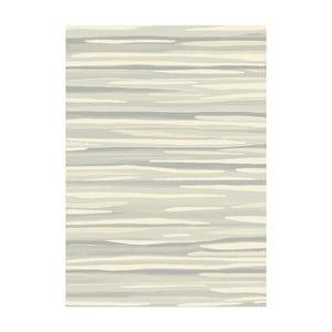 Koberec Asiatic Carpets Echo Broken Stripe Pearl, 120x170 cm