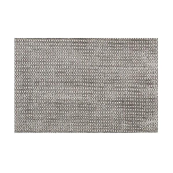 Ručne tuftovaný sivý koberec Spike, 160x230 cm
