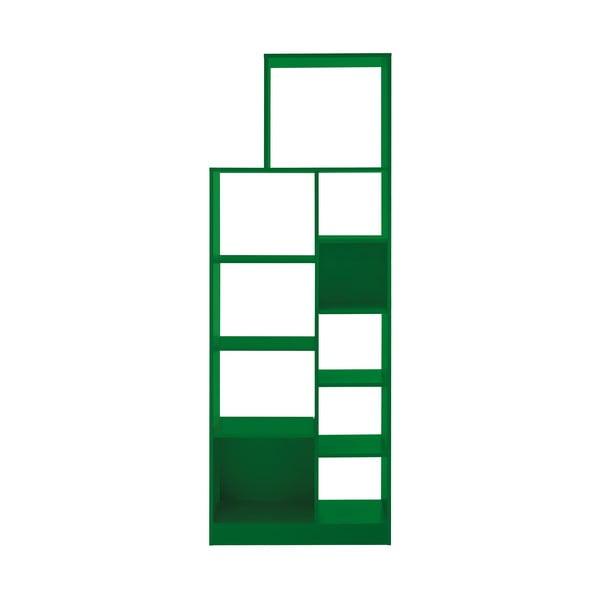 Zelená knižnica Woodman Volta Narrow