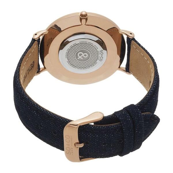 Pánske hodinky SoHo Club Gold/Black