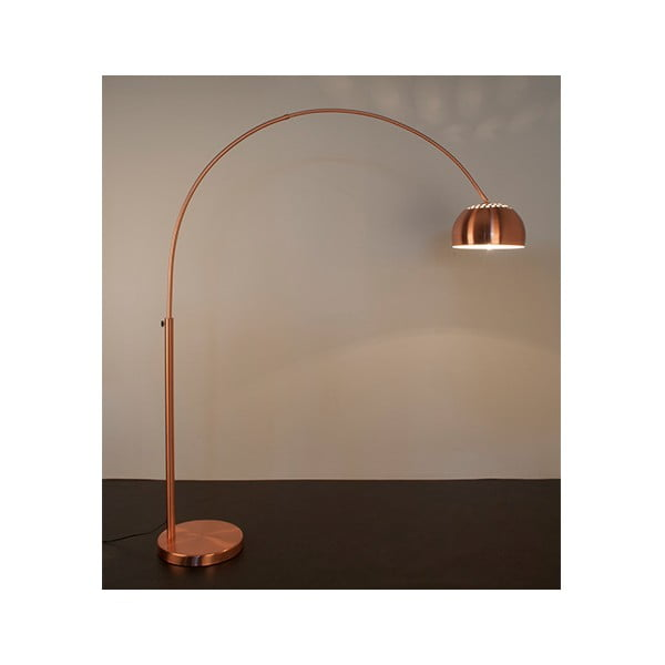Stojacia lampa Bow, copper