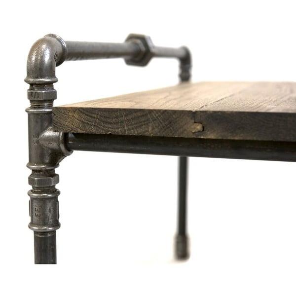 Konferenčný stolík Vintage Gie, 105x70x40 cm