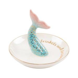 Dekoratívny tanierik Sass & Belle Mermaid Tail Trinket