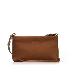 Hnedá kožená kabelka O My Bag Daisy