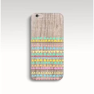 Obal na telefón Wood Watercolour pre iPhone 6/6S